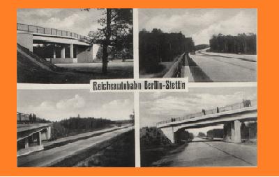 Autobahn Berlin - Stettin