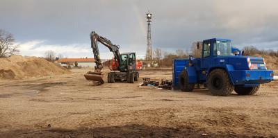 Foto zur Meldung: Nachgefragt zum Märkischen Tor - Bereich REWE und mehr