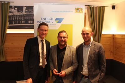 Vorschaubild zur Meldung: Energiecoaching für Kommunen  - Regierung präsentiert die  Ergebnisse und Projekte der Förderkommune