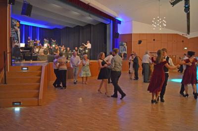 Tanzveranstaltungen 2020 in der Kulturhalle Münster: Neue Termine, bewährtes Ambiente