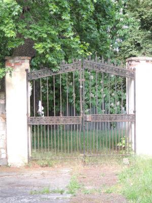 Foto zu Meldung: Vitzenburger Park aus Sicherheitsgründen gesperrt