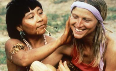 Christina Haverkamp und die Yanomami