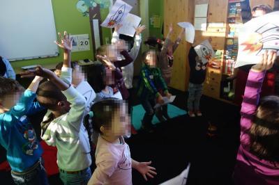 Foto zur Meldung: Sternen-Schulanmeldung in der Sigmund-Jähn-Grundschule