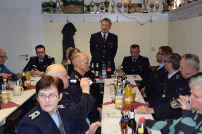 Vorschaubild zur Meldung: Generalversammlung FF Groß Buchholz