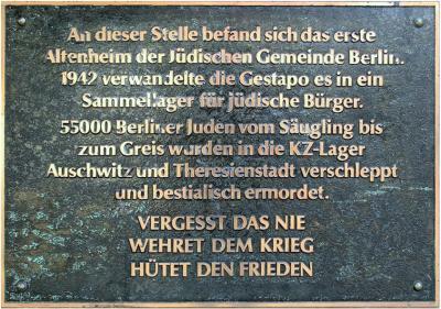 Foto zur Meldung: Von Garzau nach Auschwitz