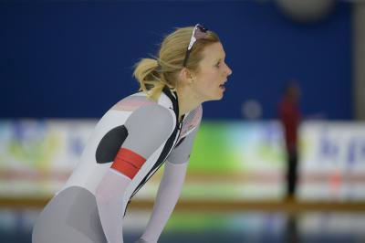 Roxanne Dufter - Calgary Weltcup war schwierig. Foto: Martin de Jong