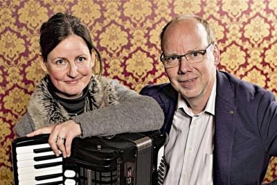 Susanne Bohn und Ulrich Wellhöfer
