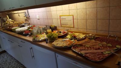 Foto zur Meldung: 15.03.2020 - Familienfrühstück - Auch für Gäste