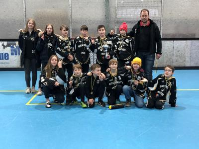 Vorschaubild zur Meldung: Schüler 1 gewinnen Turnier in Menden