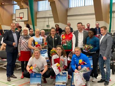 Vorschaubild zur Meldung: Weltklasse in Sassnitz – 21. Internationales Kugelstoßmeeting in der Sporthalle Dwasieden