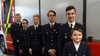 Vorschaubild zur Meldung: Berichte über die Jugendfeuerwehr und die aktive Wehr Klixbüll-Bosbüll