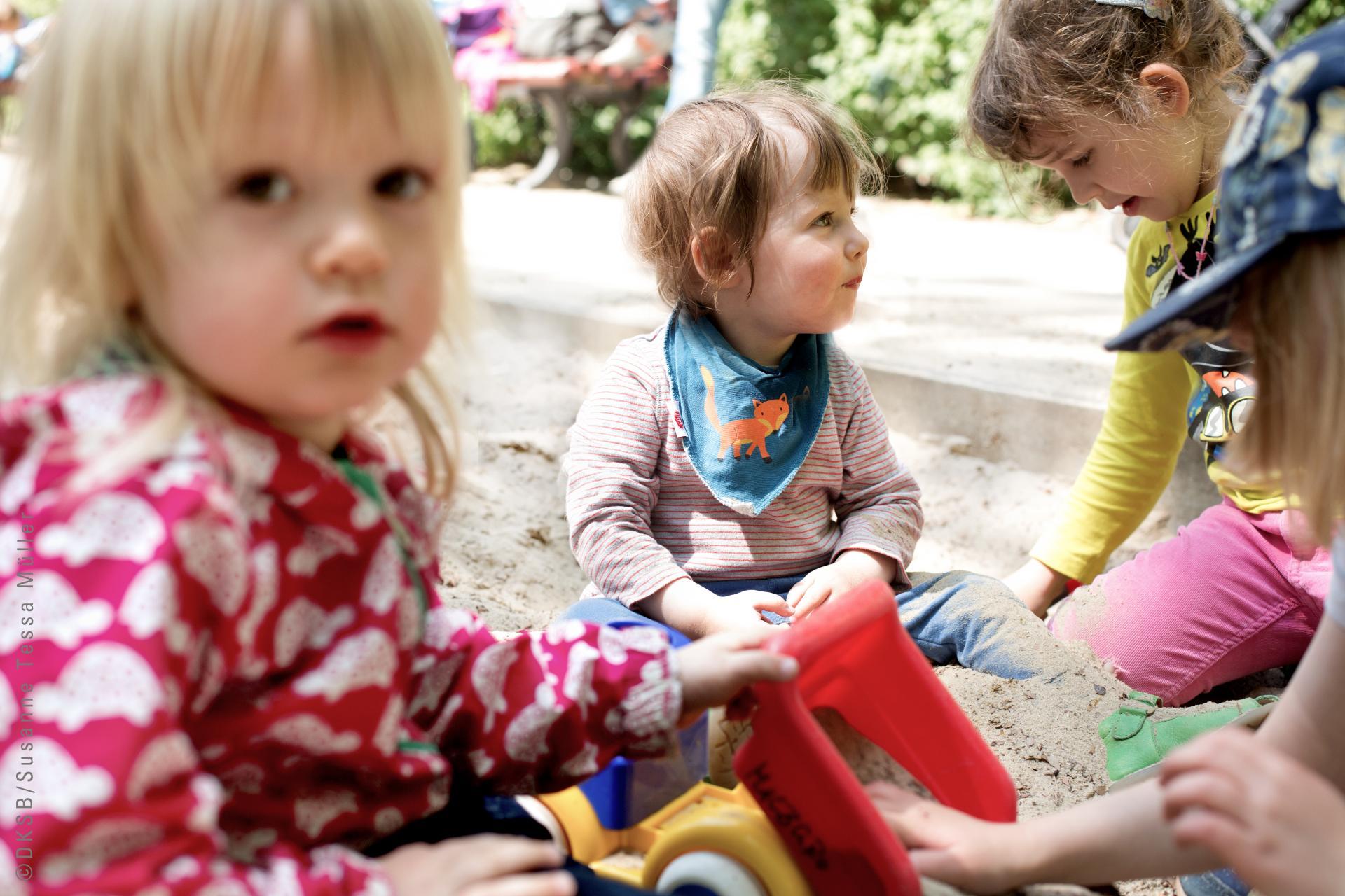Bild der Meldung: Informationsveranstaltung zum Qualifizierungskurs Kindertagespflege