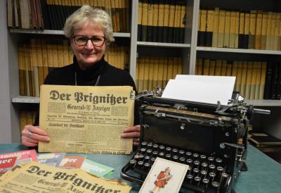 t Carola Lembke lädt am 7. März ins Archiv der StadWittenberge I Foto: Martin Ferch