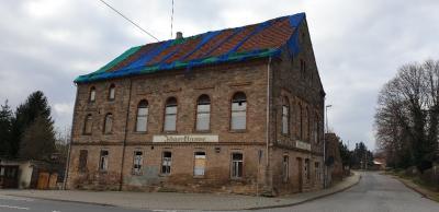 Ehemalige Gaststätte in Niederschmon