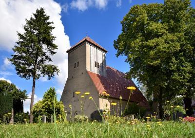 Dorfkirche in Lietzen, Foto: Matthias Lubisch