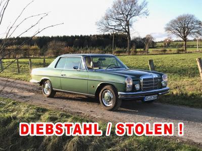 Der gestohlene 250CE