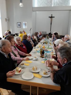 Seniorenfasching Miltach 2020