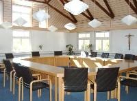 Sitzungssaal im Rathaus Steinhausen