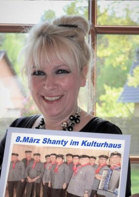 Foto zur Meldung: 8. März 15.00 Uhr Shanty-Lieder   Gross Laasch Flexibel e.V. lädt ein