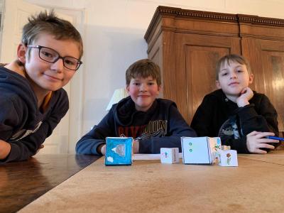 Vorschaubild zur Meldung: Pressemitteilung des Werra-Meißner-Kreises vom 13.02.2020: Wochenendangebot für Kinder: digitale und analoge Spiele spielen