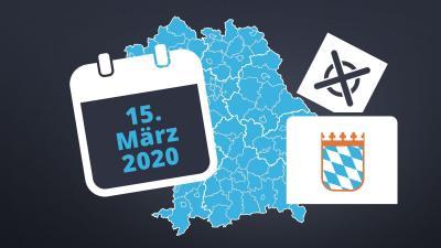Vorschaubild zur Meldung: Wahlen am 15.3.2020