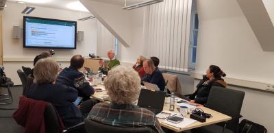 Vorschaubild zur Meldung: Mitgliederversammlung mit Workshop - Goslar