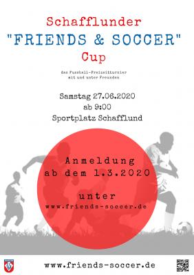 Foto zur Meldung: Ein sportliches Event mit und unter Freunden!