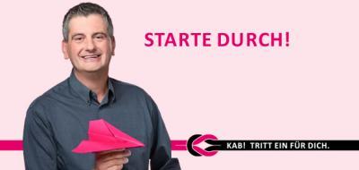 Foto zur Meldung: KAB – Tritt ein! Werde Mitglied!
