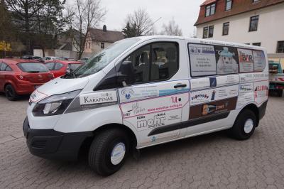 Vorschaubild zur Meldung: Bürgerbus-Fahrplanänderung Faschingsdienstag