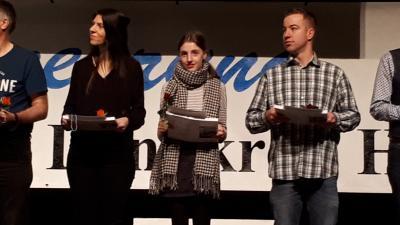 Foto zur Meldung: Auszeichnung für Carla