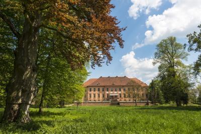 Das Schlosshotel in Rühstädt I Foto: Torsten Foelsch