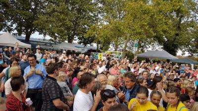 Foto zur Meldung: Am Weltkindertag wird das 26. Kinder- und Jugendfest in Nauheim gefeiert