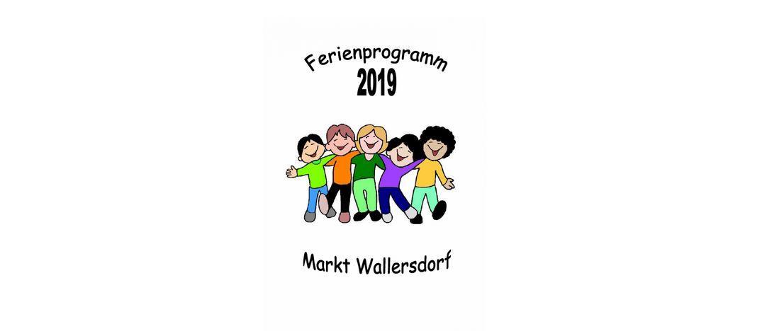 Bild der Meldung: Der Markt Wallersdorf arbeitet schon am Ferienprogramm 2020
