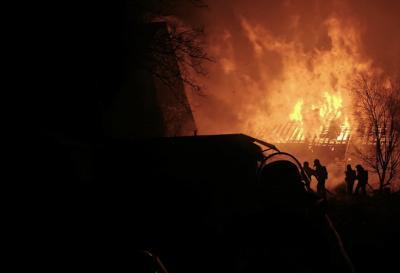 Vorschaubild zur Meldung: Dank an die Feuerwehren und die Helfer