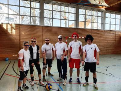 Foto zur Meldung: 4. Volleyball-Hallenturnier Hilgertshausen