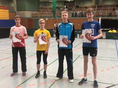 Vorschaubild zur Meldung: Athleten der LG Osterode holen 7 Titel bei den Bezirksmeisterschaften