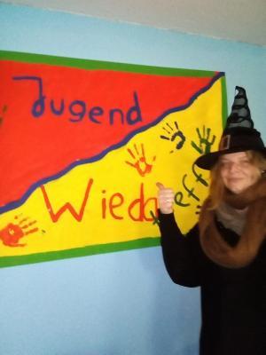 Jugendpflegerin Frau Wendel