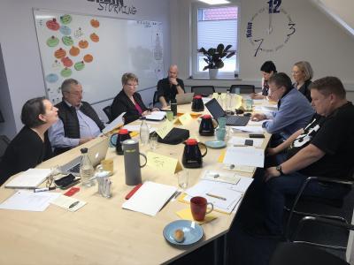 Foto zur Meldung: Workshop zum Thema Datenschutz