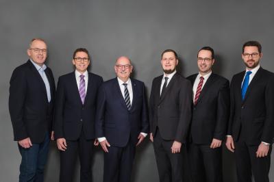 Foto zur Meldung: Beraterteam des Virtuellen Gründerzentrum Schwalm (VGZ Schwalm) vergrößert