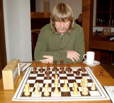 Foto zur Meldung: 6. Punktspielrunde Abt. Schach