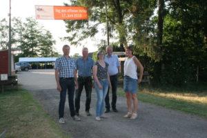 Bild der Meldung: Tag des offenen Hofes und Eröffnung der Route in Wardenburg