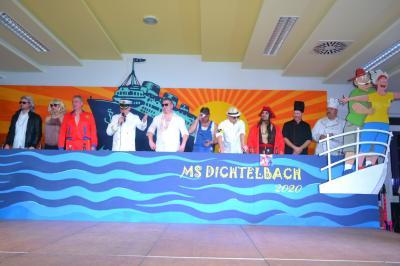 Vorschaubild zur Meldung: MS Dichtelbach geht auf große Narrenfahrt
