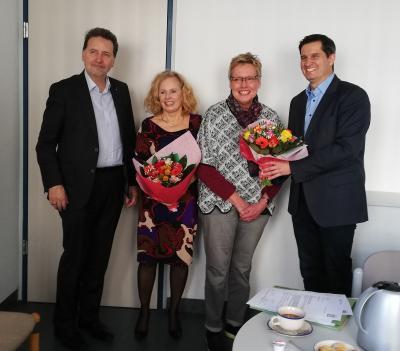 Foto zur Meldung: Patricia Emmel ist neue Ortsgerichtsschöffin in Nauheim