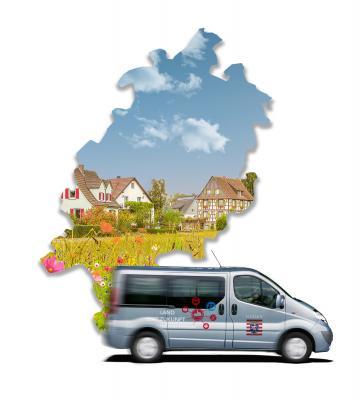 Foto zur Meldung: So funktioniert der Nauheimer Bürgerbus