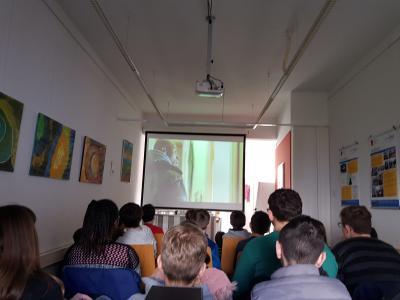 Foto zur Meldung: Generationenübergreifendes Kinoerlebnis ein voller Erfolg