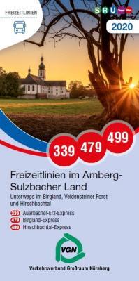 Foto zur Meldung: VGN-Freizeitlinien für 2020 für das Amberg-Sulzbacher Land