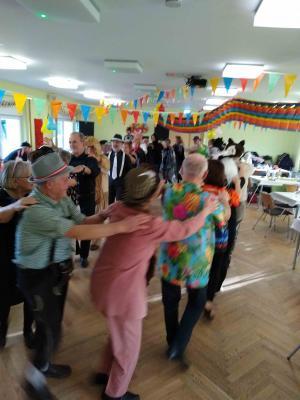 Foto zur Meldung: Seniorenfasching - TIERISCH  - TIERISCH