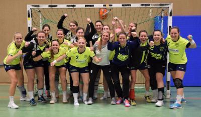 Foto zur Meldung: Handball: DAS Spiel des Jahres: 29.2. - 19 Uhr