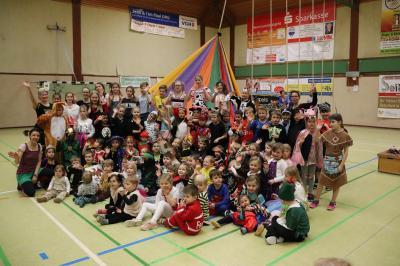 Große Faschingsfeier für ALLE Groß Lafferder Kinder