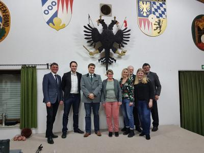 Foto zur Meldung: Neue Schützenmeisterin